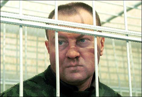 Буданова освободили досрочно. Фото с сайта newizv.ru
