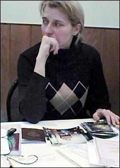 Ирина Фадеева в редакции