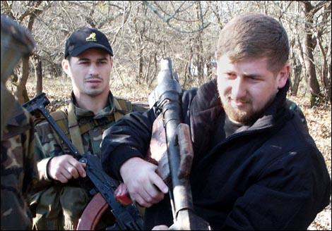 """Рамзан Кадыров: """"У меня директива — работать по всему Северному Кавказу"""". (Фото — ИТАР-ТАСС)"""