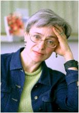 Анна Степановна Политковская